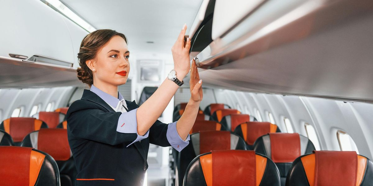 Budget Airline Swaps Cabin Crew Skirts and Heels for Pants and Sneakers