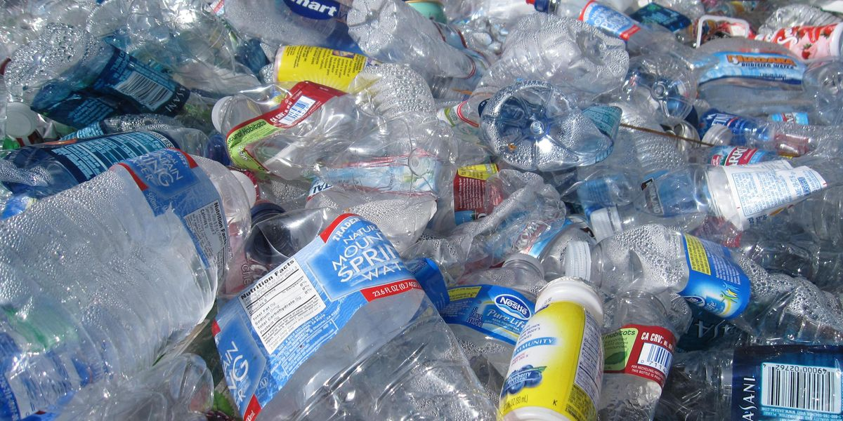 Letter to the editor: EU's plastic problem