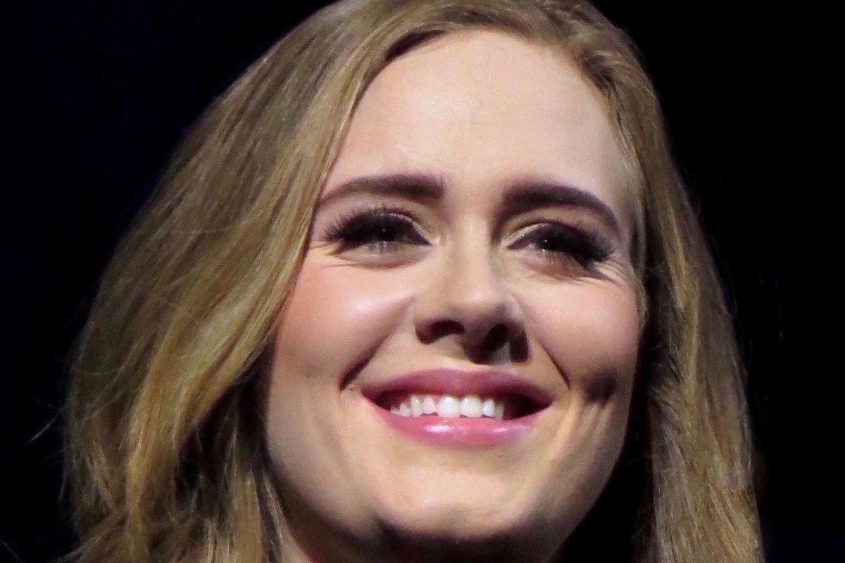 Adele Vogue new album