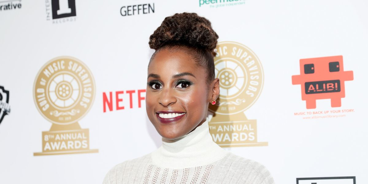 Issa Rae Was Told to Add More White Characters to Her Shows