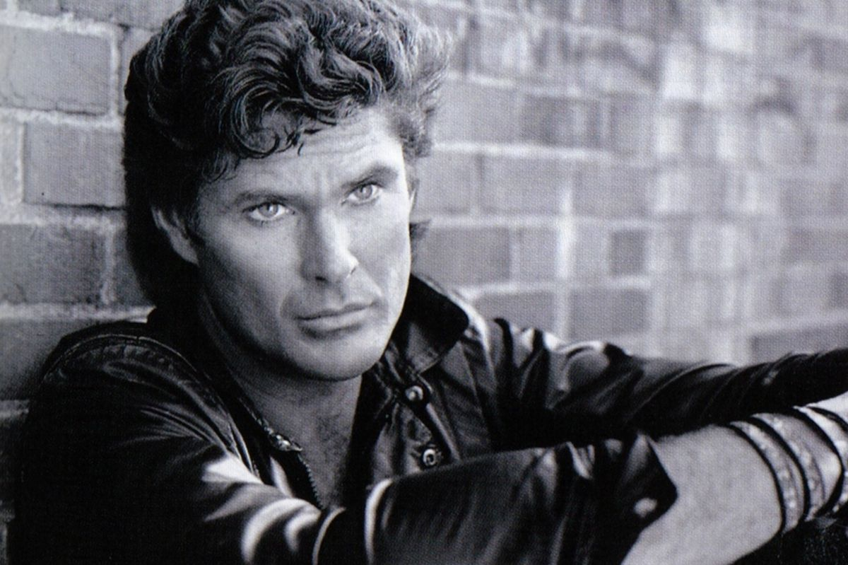 The Hoff Has Officially Dropped The 'Hassel' From His Name