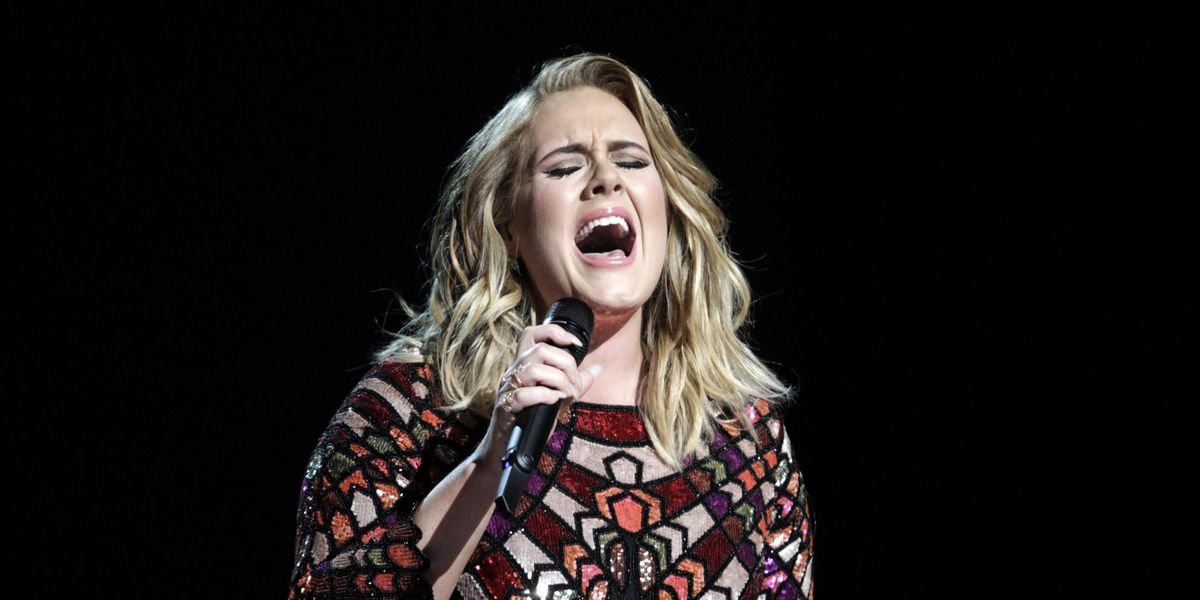 Adele Surprises Fans with Snippet of New Single