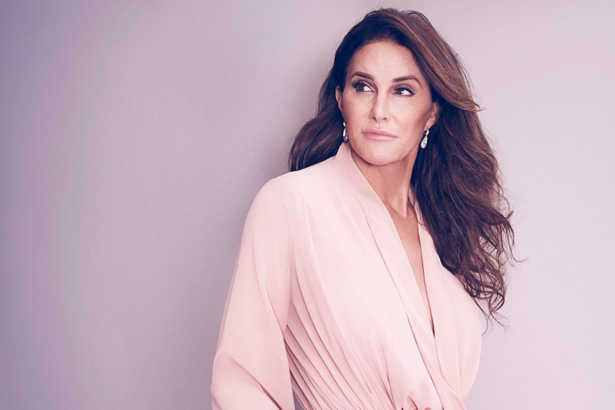 Caitlyn Jenner Faced Transgender Protesters At a Recent Speaking Engagement