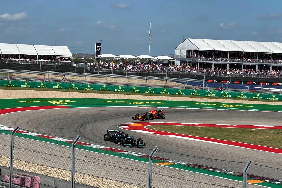 F1 at COTA: With split-second win, Verstappen defeats veteran Hamilton to take first U.S. Grand Prix!