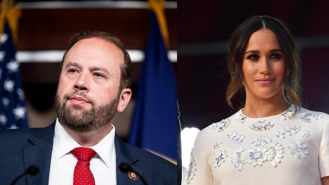 GOP Rep. Demands Meghan Markle Be Stripped Of Royal Title For Advocating For Paid Parental Leave
