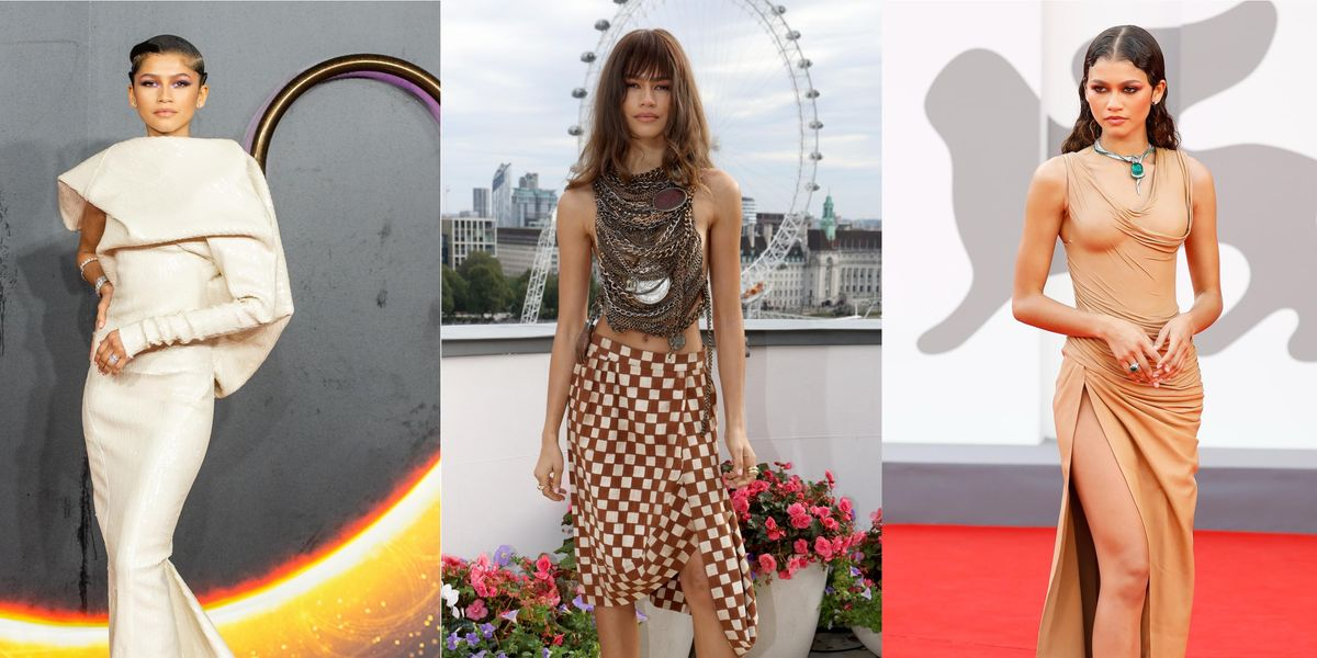 Zendaya's Fashion Icon Status Will Now Be Official