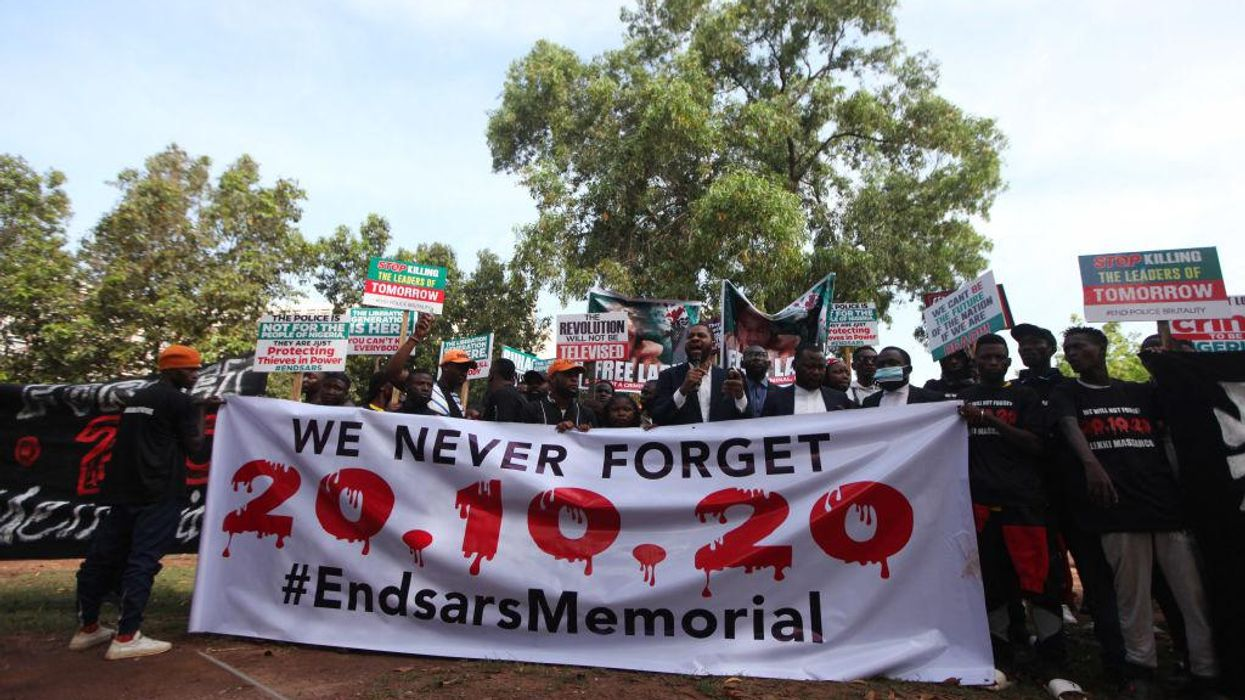 <div>#EndSARS: 1 Year Later And It's Business As Usual For The Nigerian Government</div>