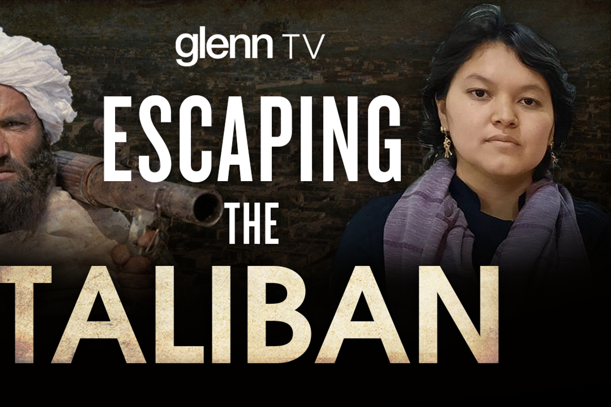WATCH: Trapped by the Taliban: One Woman's Escape from Afghanistan