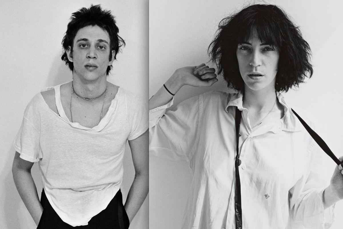 Patti Smith and Richard Hell:No Longer Just Kids