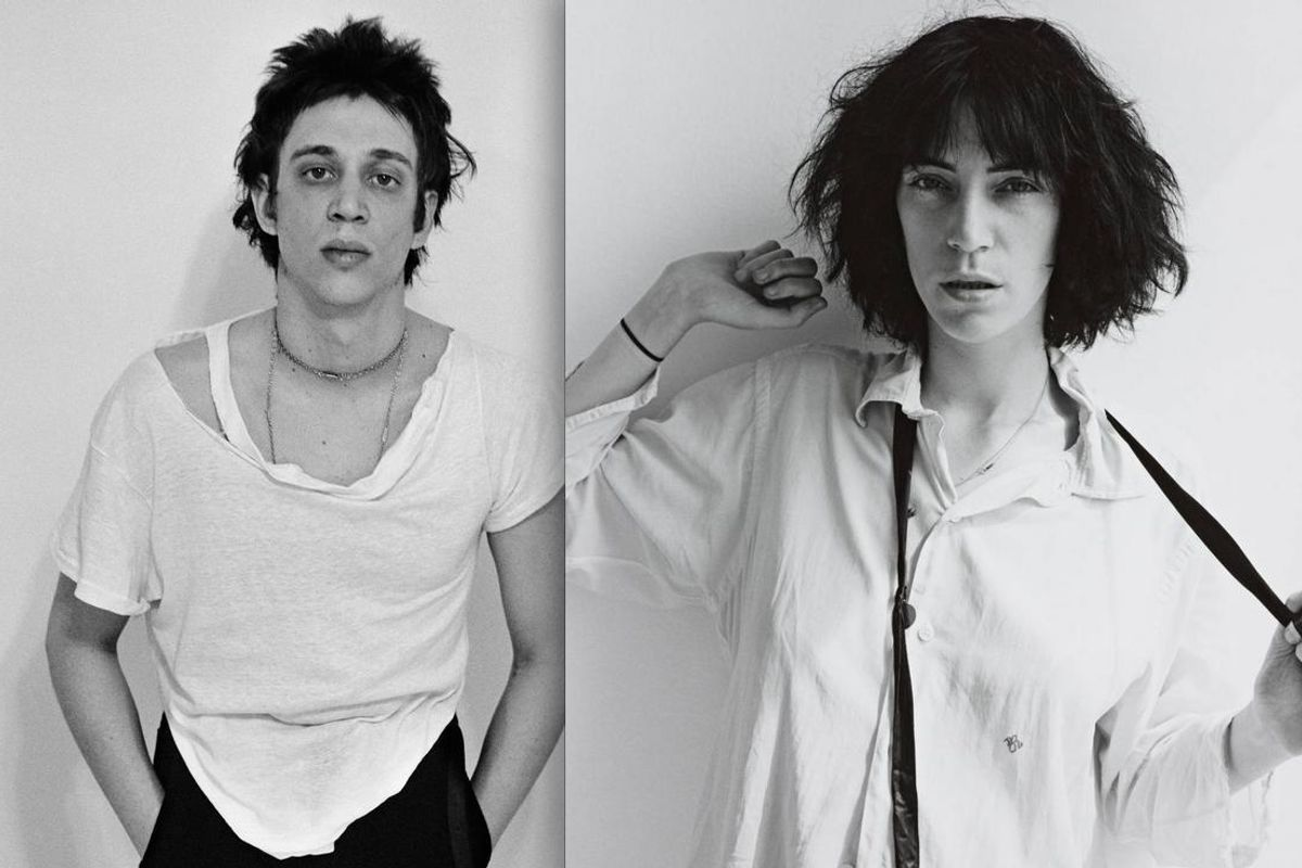 Patti Smith and Richard Hell: No Longer Just Kids