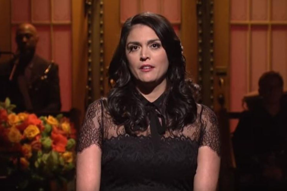 Watch SNL's Moving Tribute to Paris, Featuring Cecily Strong