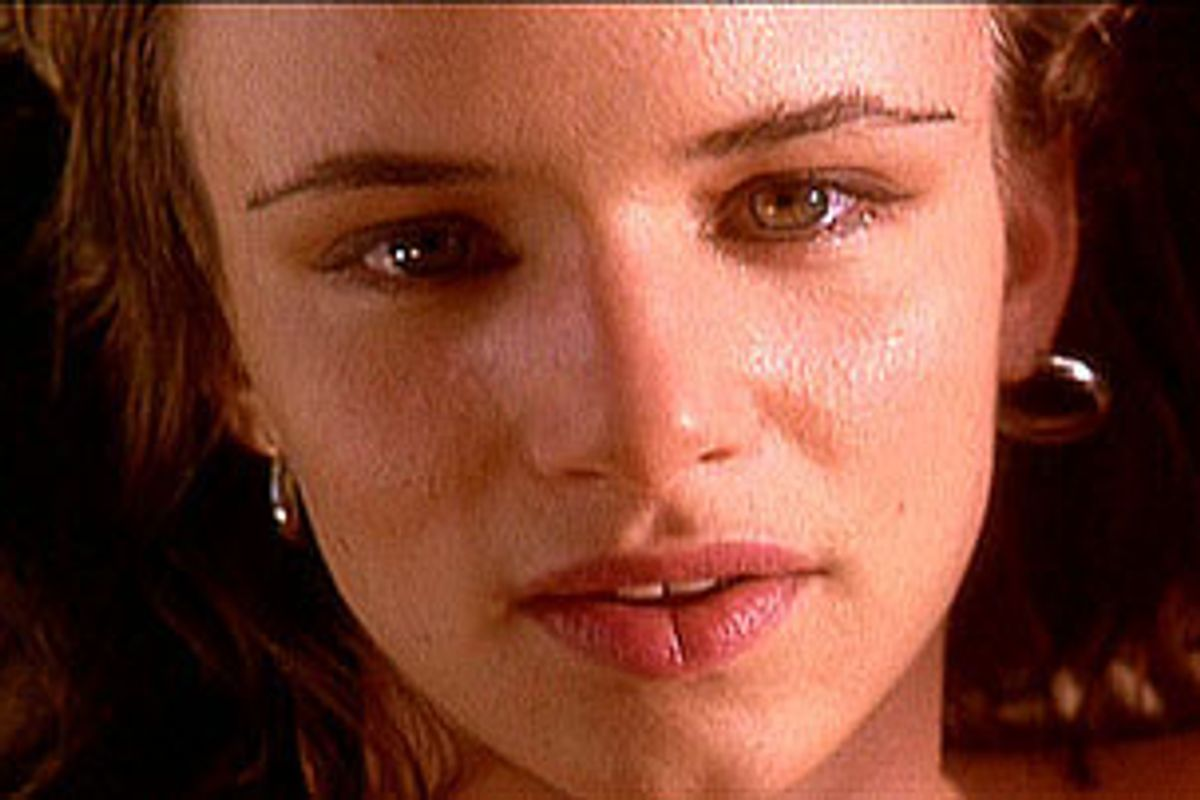Juliette Lewis Captures The Plight of Mortality In New Facebook Video