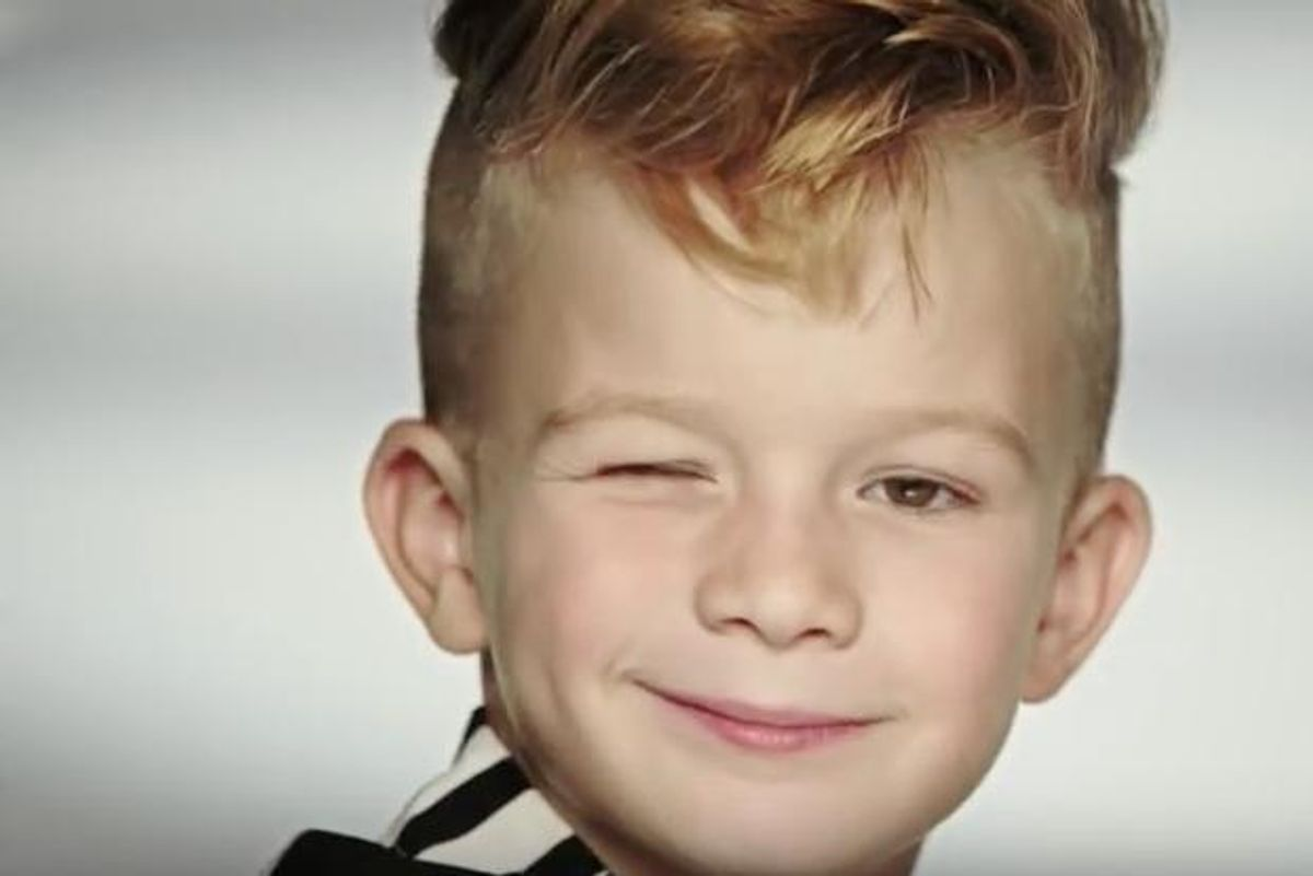Truly Fierce Boy Steals the Show In Moschino Barbie Commercial