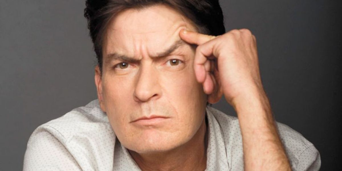 Charlie Sheen Confirms That He Is HIV Positive