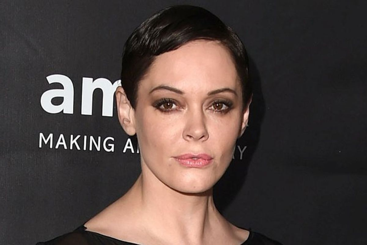 Rose McGowan Wrote, Then Deleted, A Heated Open Letter To Caitlyn Jenner On Facebook