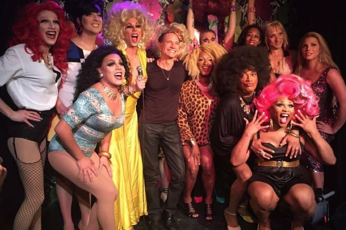 Ten Manhattan Gay Bars To Be Thankful For
