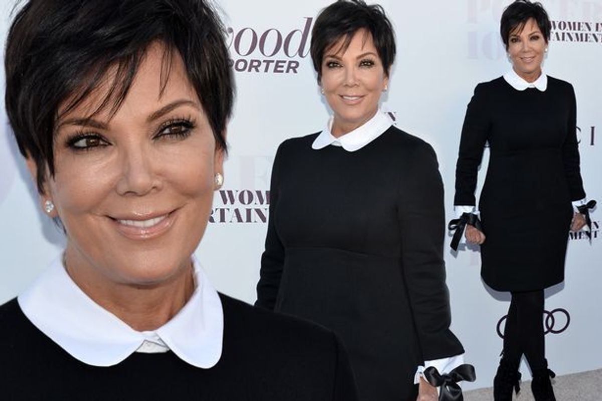 In Celebration of Kris Jenner's Puritanical Fashion Legacy, Her 10 Best Pilgrim Looks