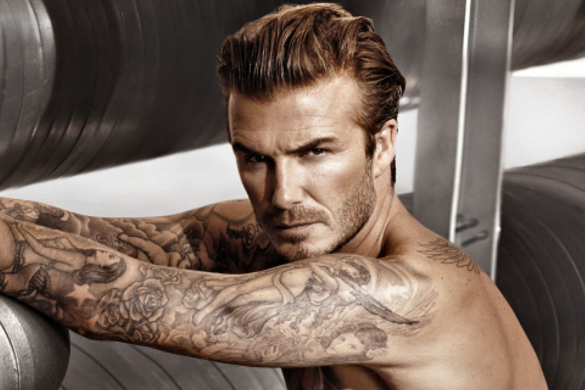 David Beckham Is People Magazine's Sexiest Man Alive, Doesn't Think He's Sexy