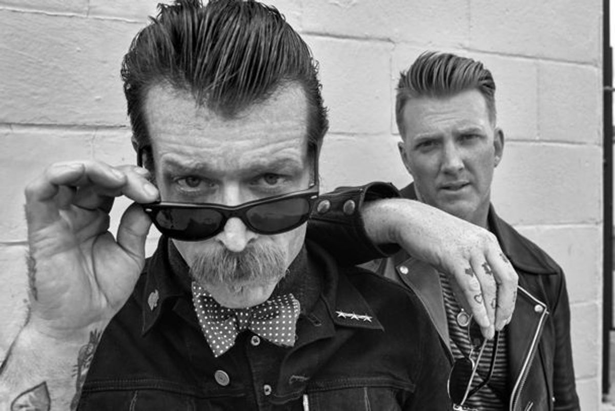Eagles of Death Metal Release Official Statement On the Paris Terrorist Attacks