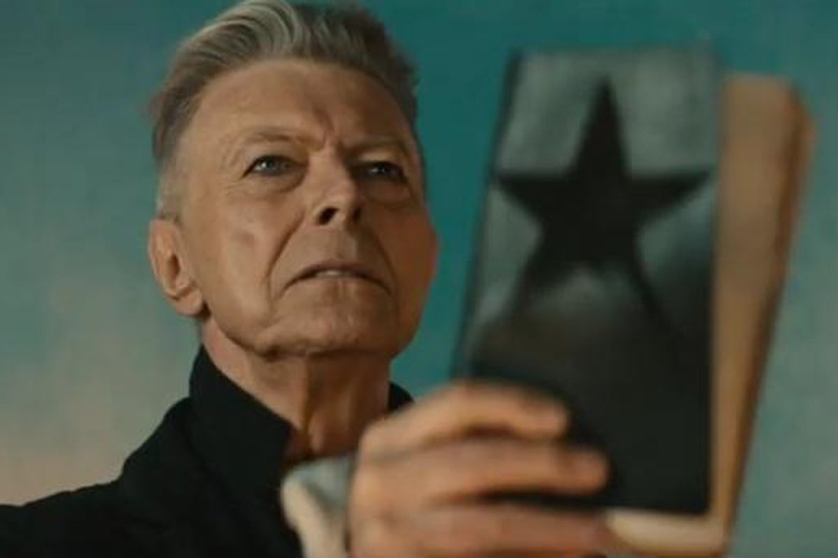 "David Bowie Releases Incredible, Unfathomably Creepy Music Video For New Song ""Blackstar"""
