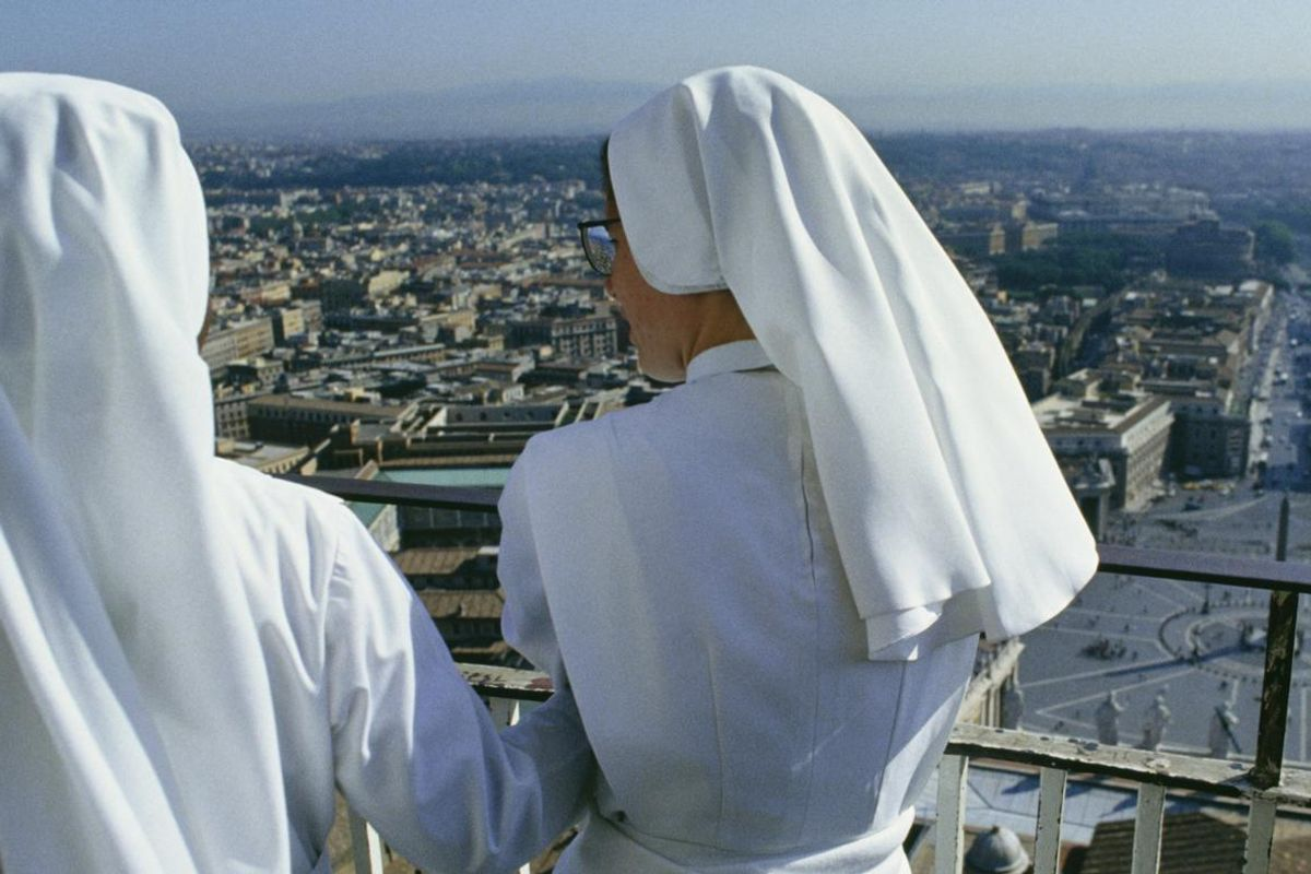 Badass Nuns Fight Human Trafficking By Posing As Prostitutes