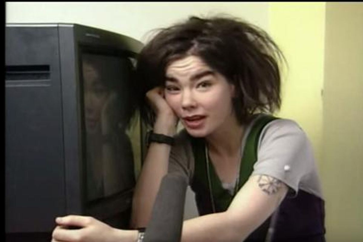 In Honor of Björk's Birthday, Here Is The Best Interview She's Ever Done.