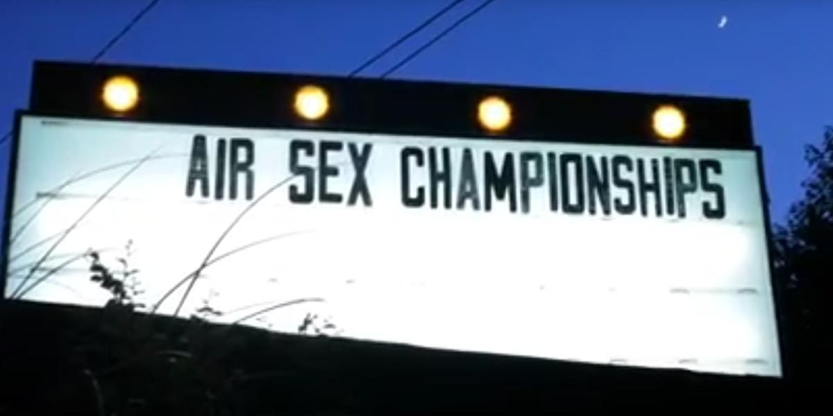 Highlights from the 7th Annual NYC Air Sex Championships