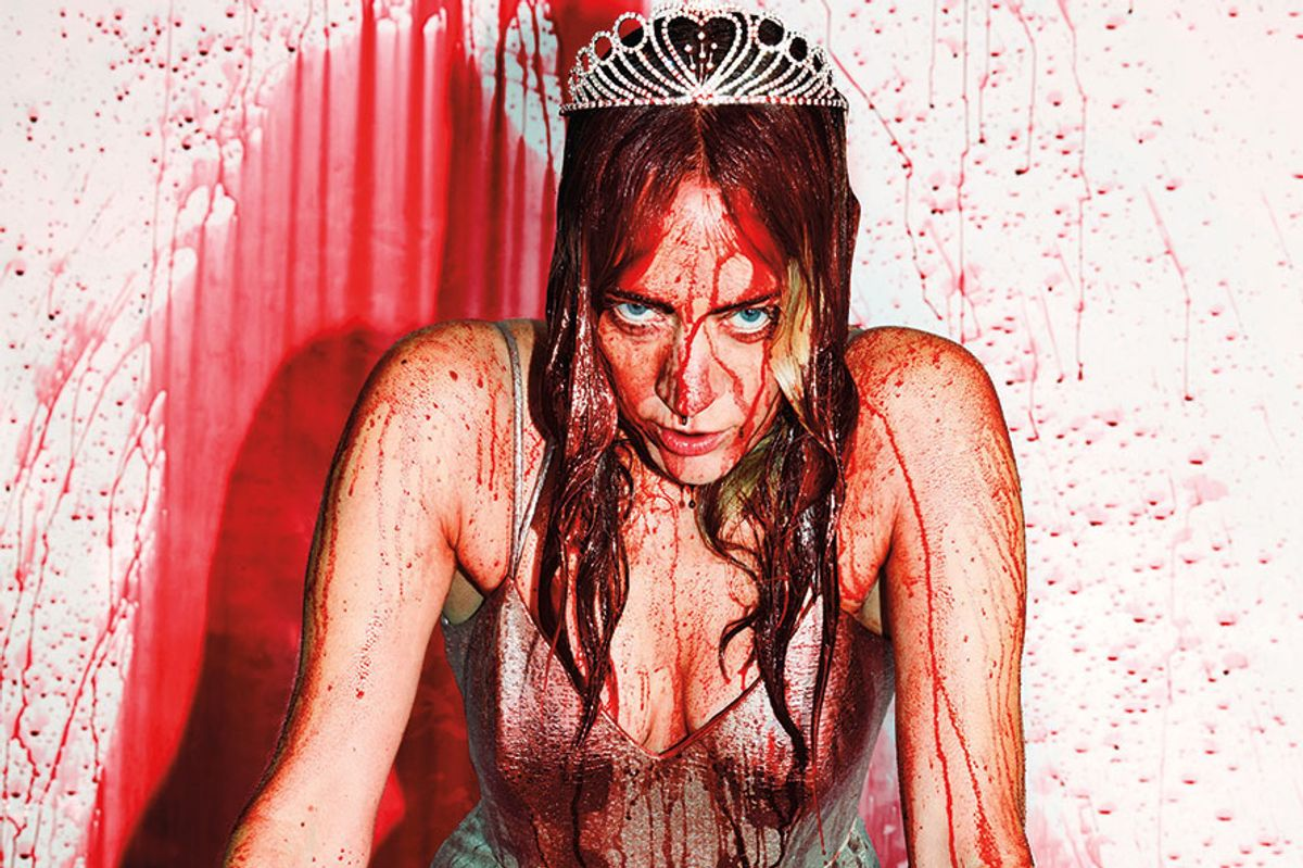 Chloe Sevigny and the Stars of #Horror Get Freaky In Our New Issue