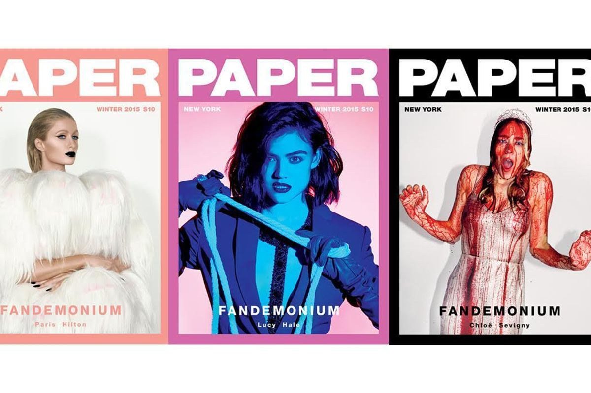Introducing Our Fandemonium Issue Cover Stars!