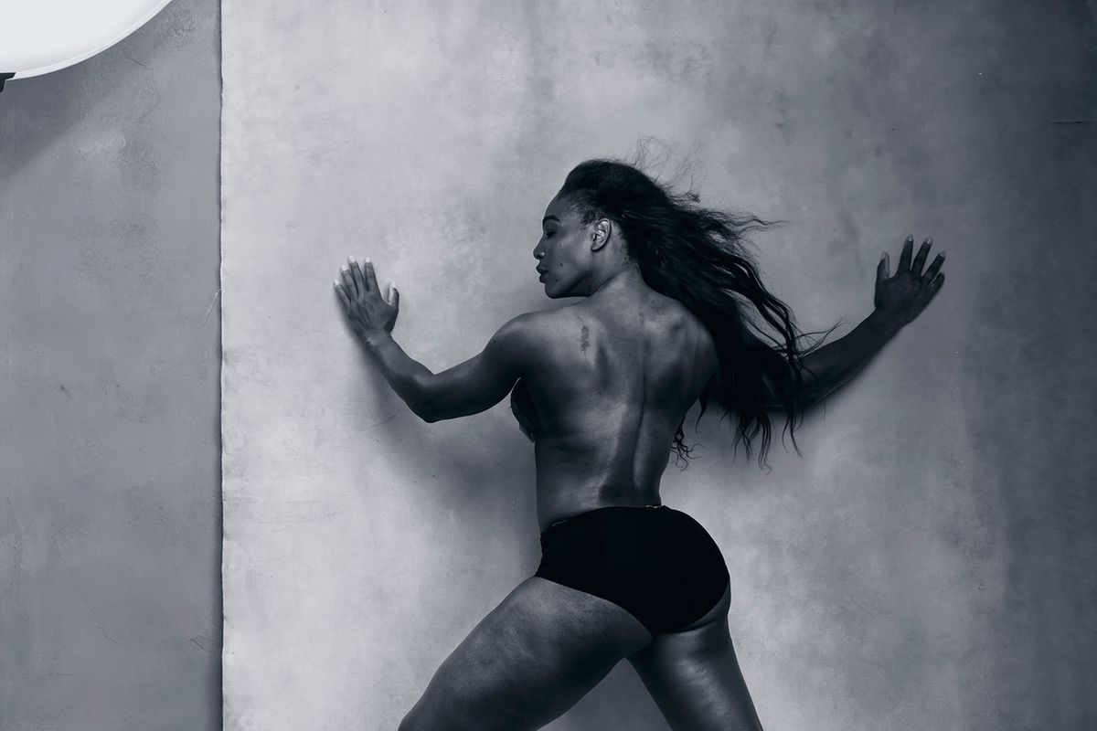 Peep The Final Pirelli Calendar 2016 Images With Serena, Amy Schumer And More