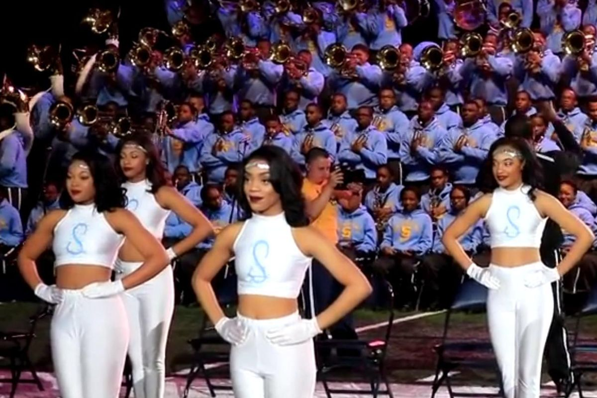 "Southern University's Marching Band Rendition of Adele's ""Hello"" Is Simply Divine"