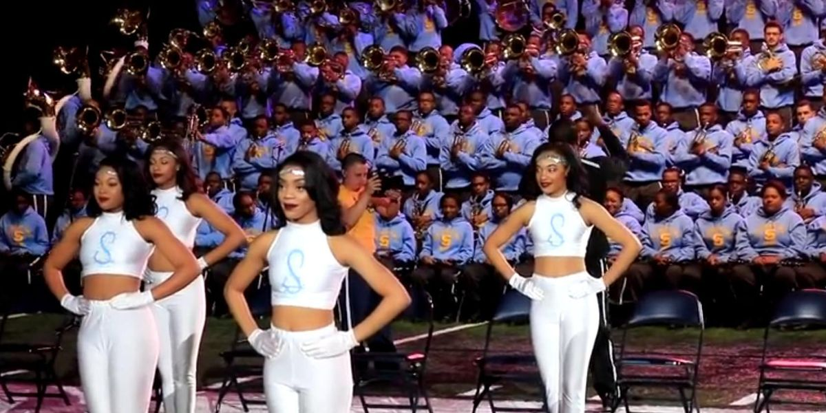 """Southern University's Marching Band Rendition of Adele's """"Hello"""" Is Simply Divine"""