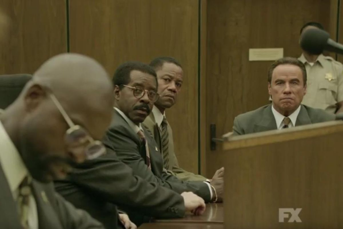 "Watch the First Trailer For ""American Crime Story,"" Based On the OJ Simpson Trial"