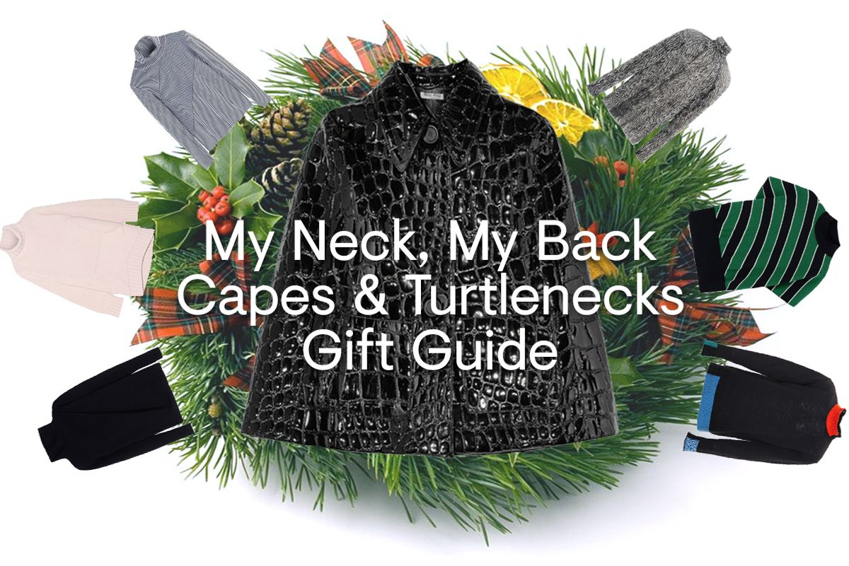 My Neck, My Back Gift Guide