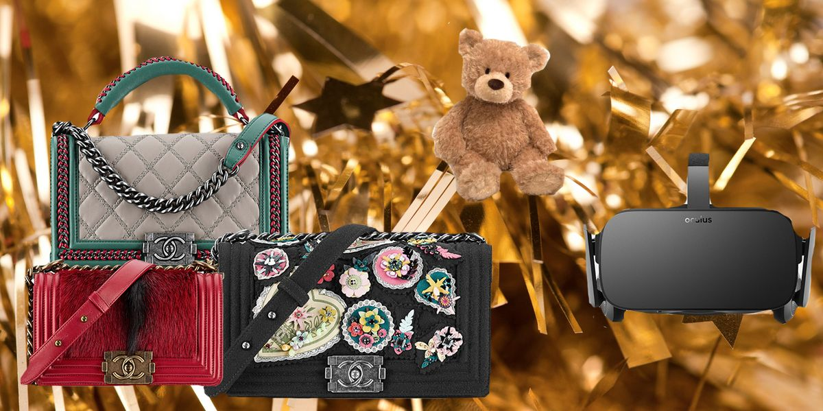 Paris Hilton's Holiday Wish List