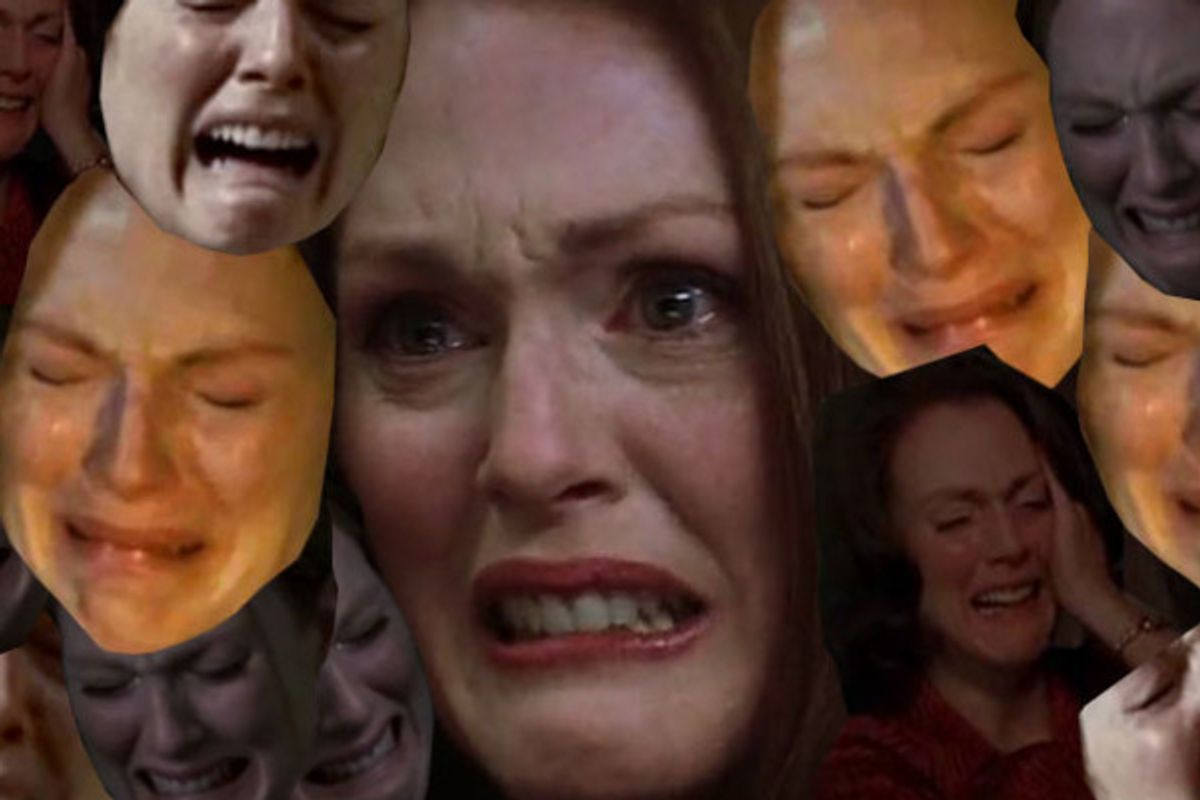 Happy Birthday Julianne Moore: A #TBT Tribute to Her Best Cry Moments