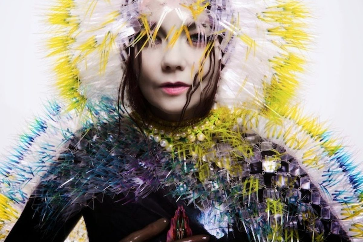 Björk's New Video Literally Takes Place In Her Mouth