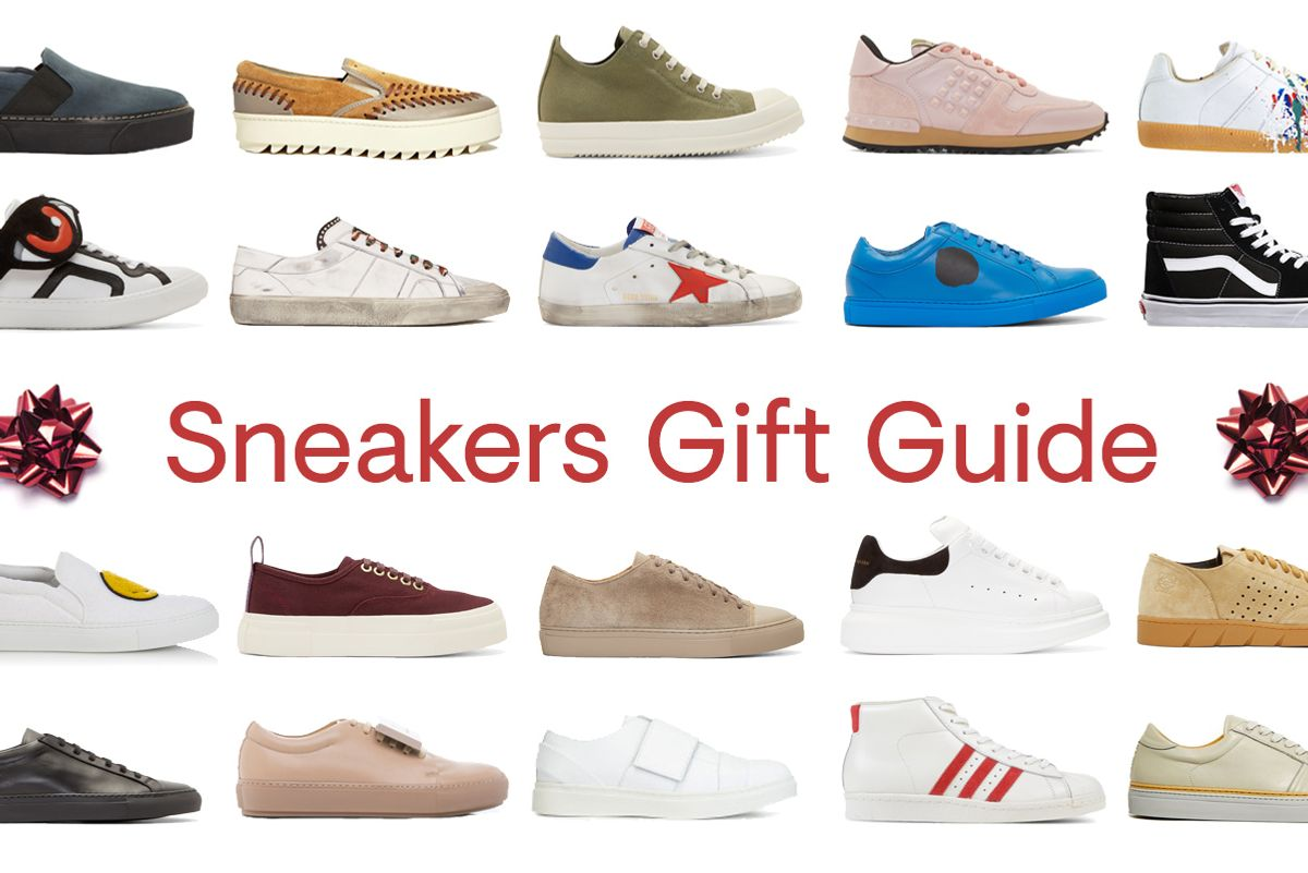 Your Ultimate Sneaker Gift Guide