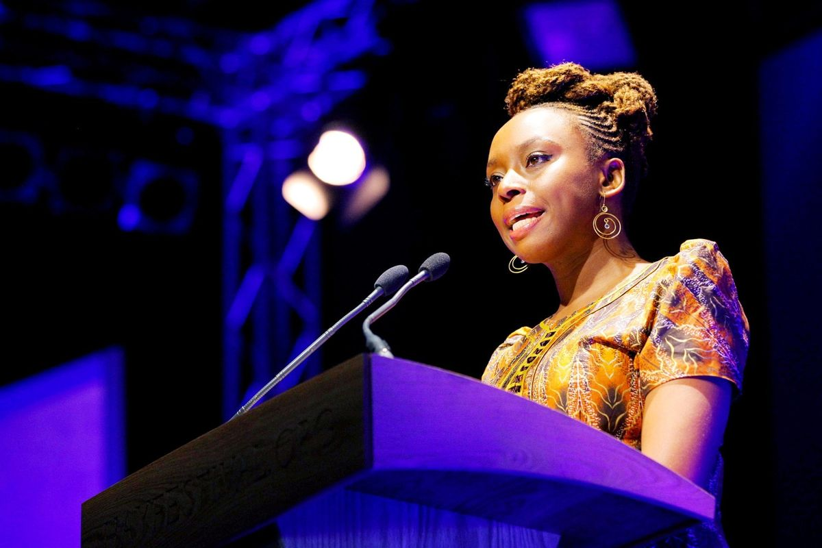 """Sweden Is Giving All 16-Year-Olds Chimamanda Ngozi Adichie's """"We Should All Be Feminists"""""""