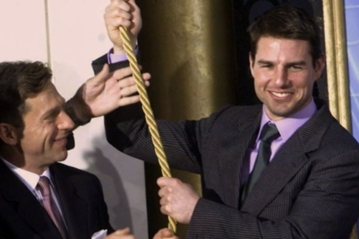 Tom Cruise & David Miscavige's Bromance Is Even Creepier Than You Thought