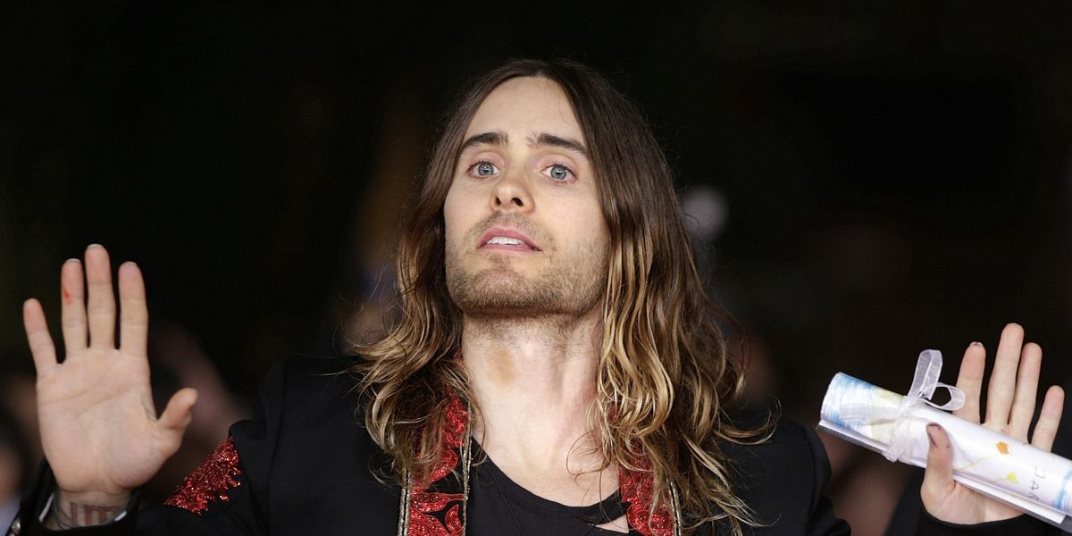 """Watch Jared Leto's Weird Review Of Taylor Swift's """"1989"""""""