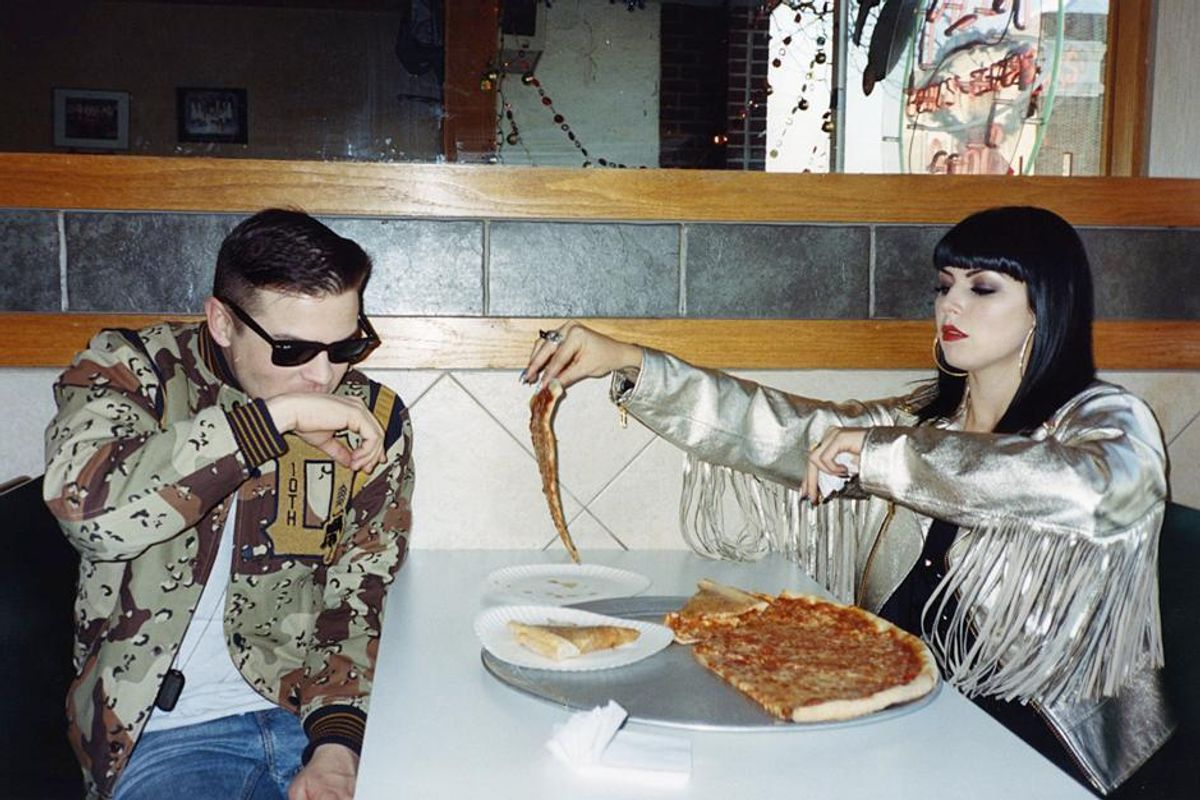 "Listen to Sleigh Bells' Killer New Track ""Champions of Unrestricted Beauty"""