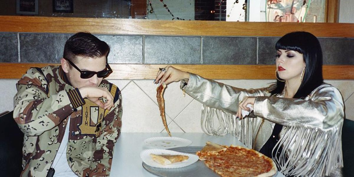 """Listen to Sleigh Bells' Killer New Track """"Champions of Unrestricted Beauty"""""""