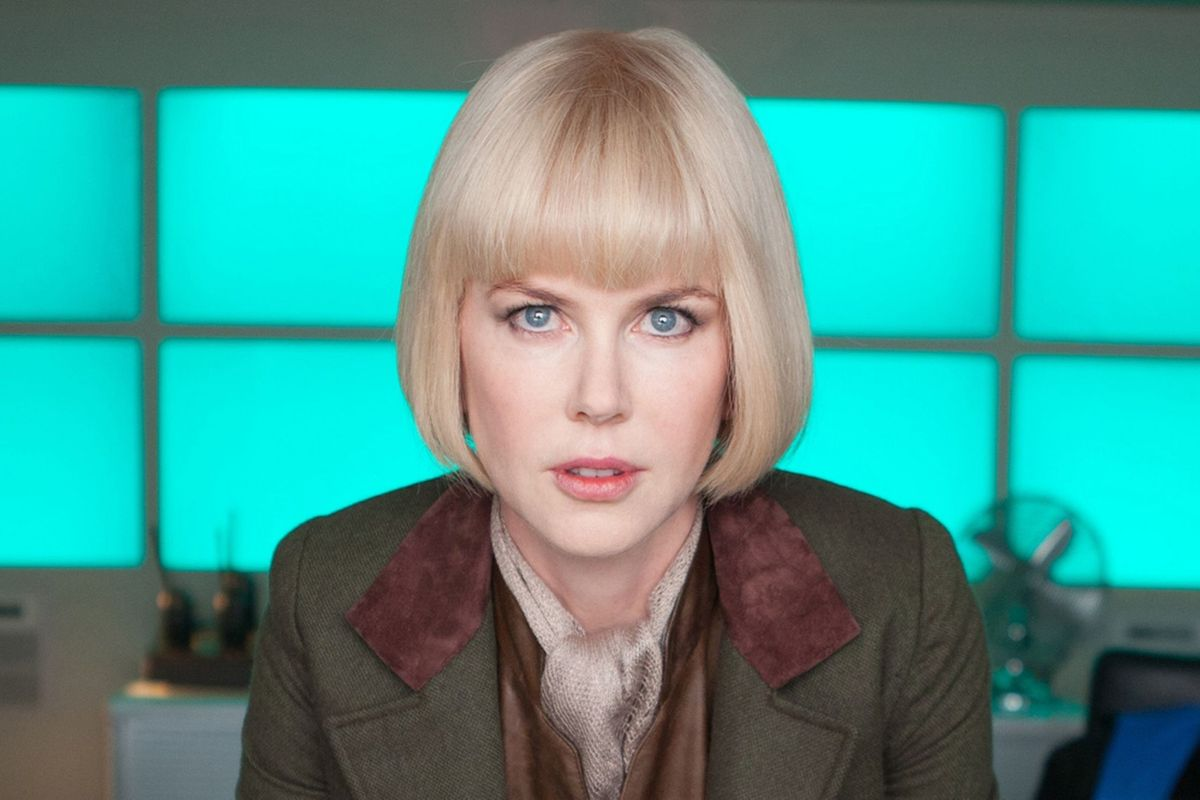 NO WORDS: Nicole Kidman On the Set Of John Cameron Mitchell's New Movie