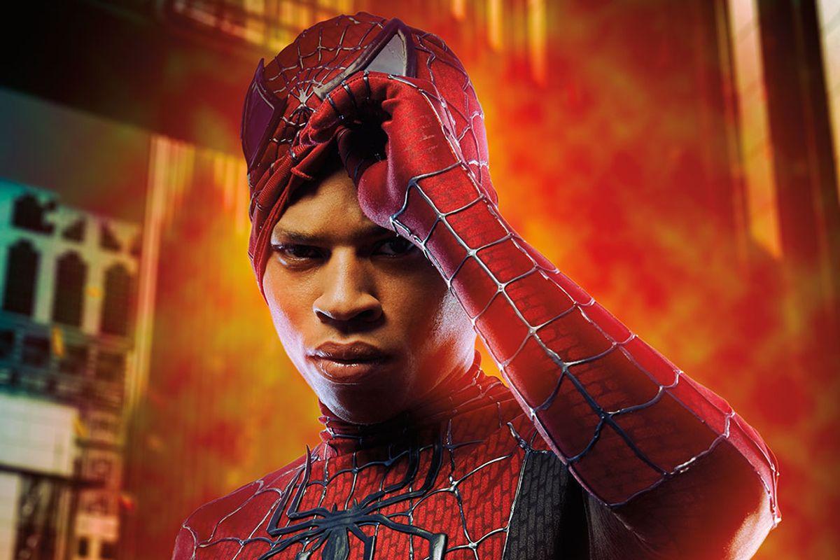The Spectacular Spider-Yazz