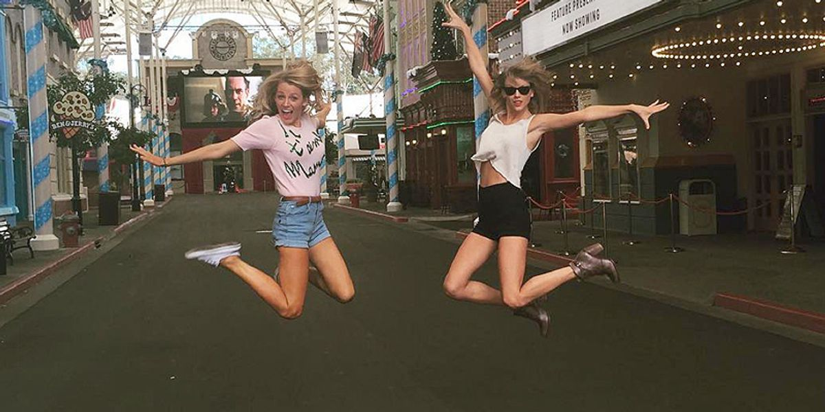 35 Reasons Why Taylor Swift & Blake Lively Are Perfect Friends