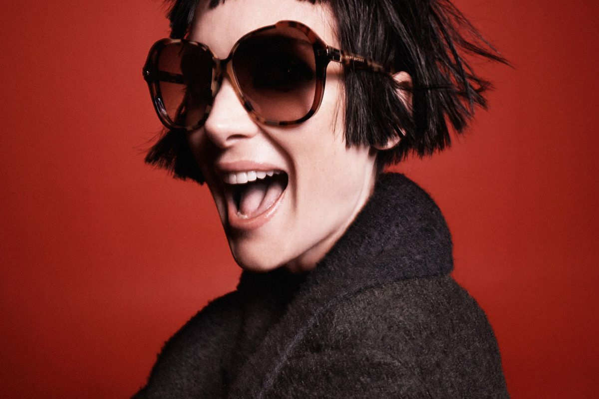 Winona Ryder To Be The New Face Of Marc Jacobs Beauty