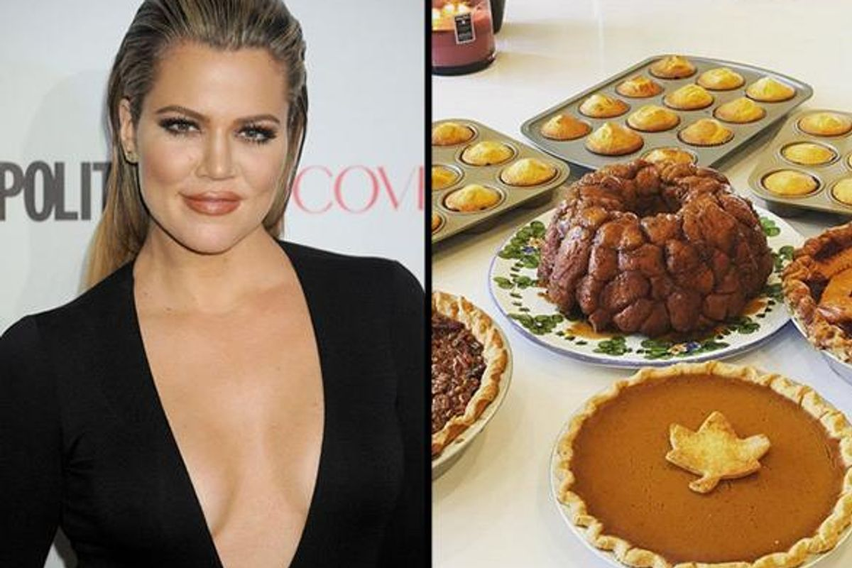 Don't Fuck With Khloe Kardashian And Her Motherfucking Pies