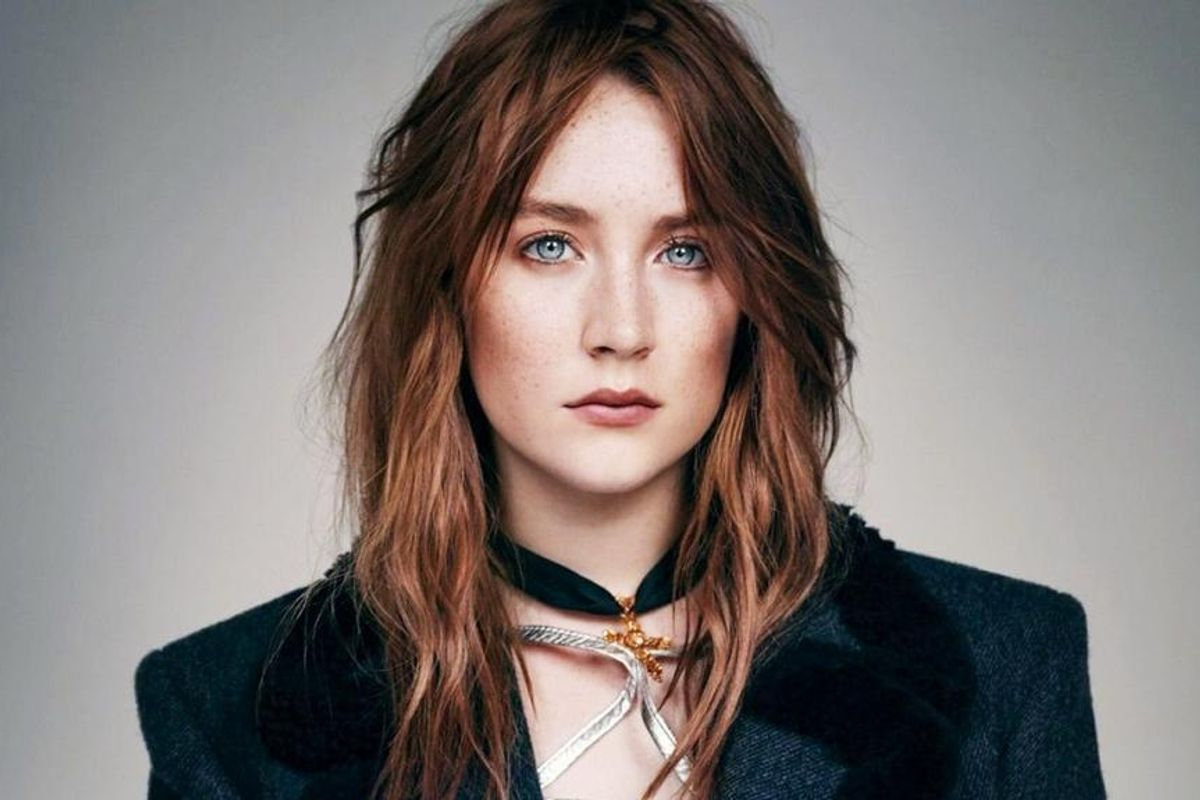 Get Your First Look At Saoirse Ronan In Broadway's 'The Crucible'