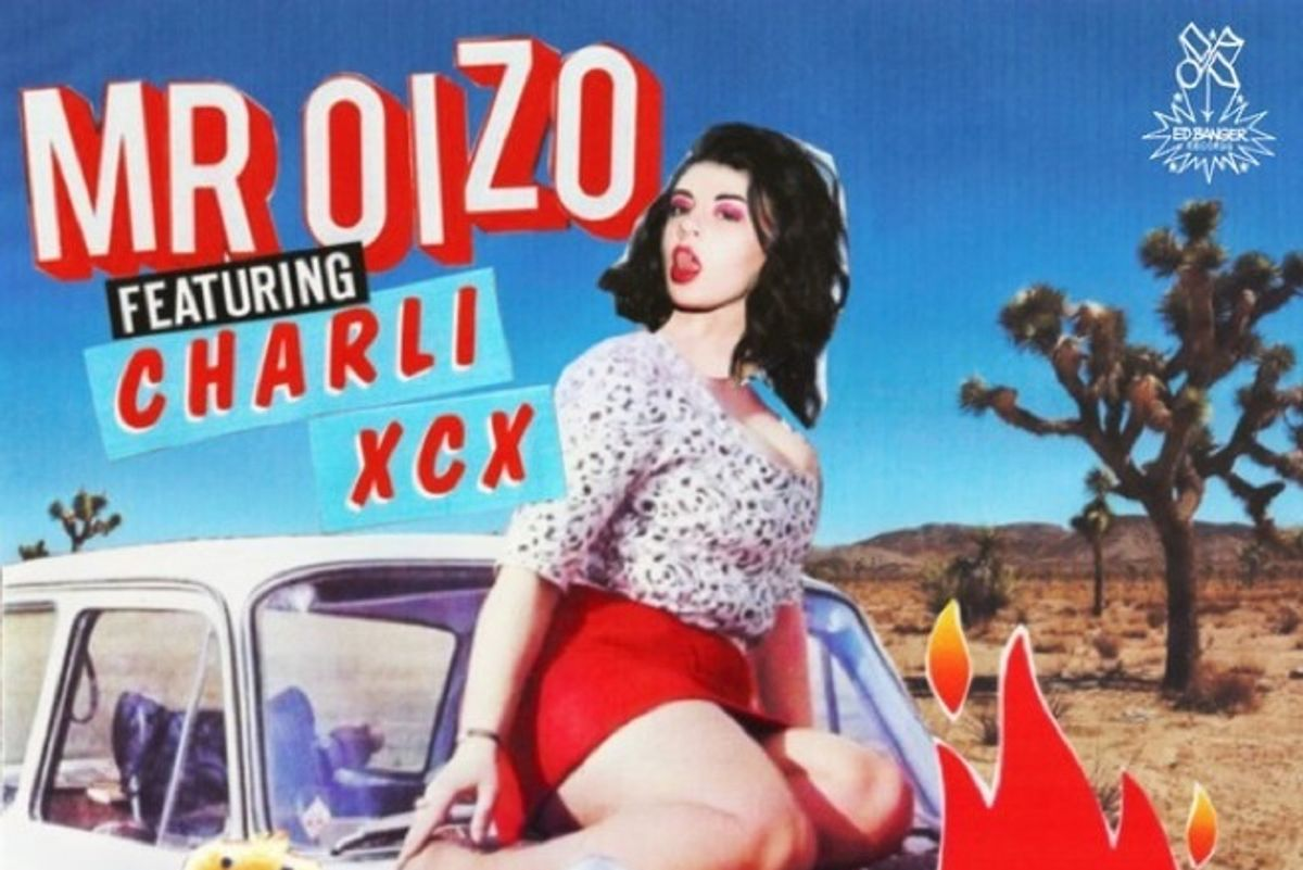 Listen To Mr.Oizo's Warped, Tropi-Leaning Track Featuring Charli XCX